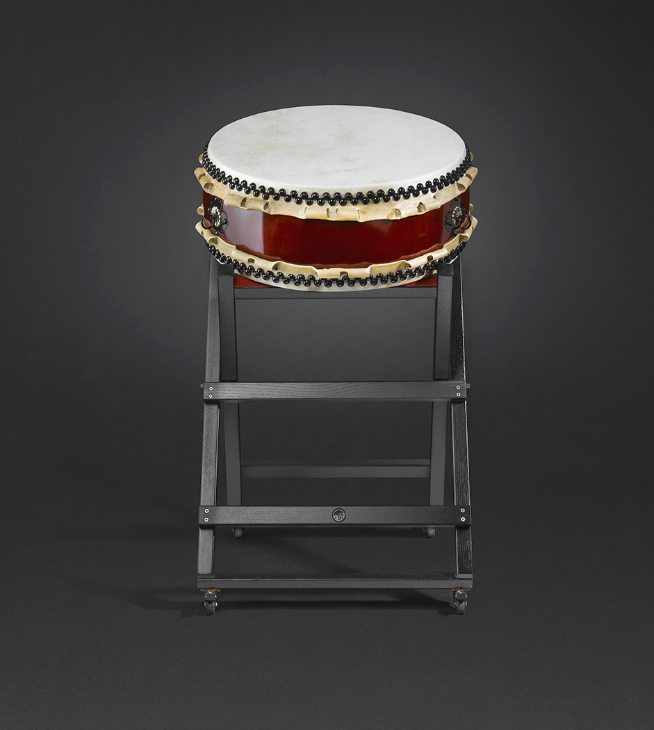 Hira-Daiko high quality Ø48/h20cm with X-stand  (485€/185€)